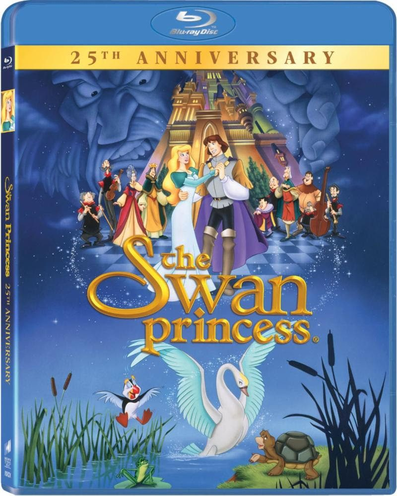 Swan Princess Celebrate the 25th Anniversary of The Swan Princess & Check out the Latest Chapter