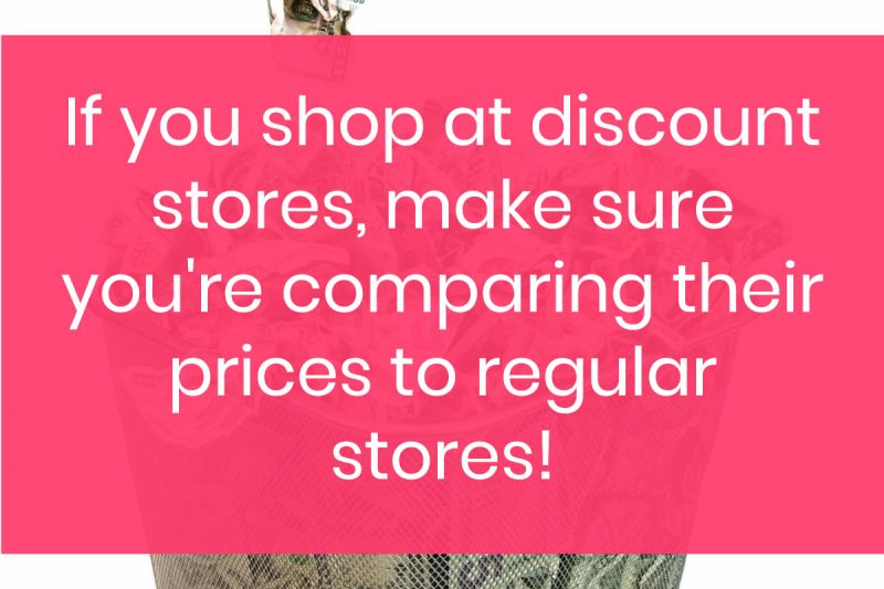 discount stores 10 Ways You're Wasting Money (Even When You Think You're Saving It)