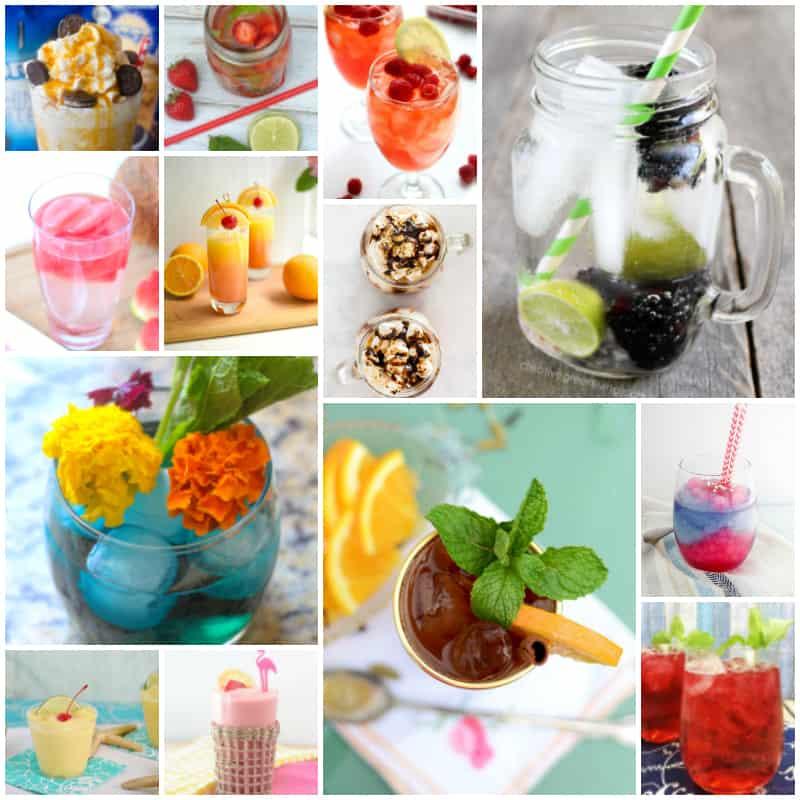 Ultimate List Of Summer Drink Recipes: 100+ Mocktails
