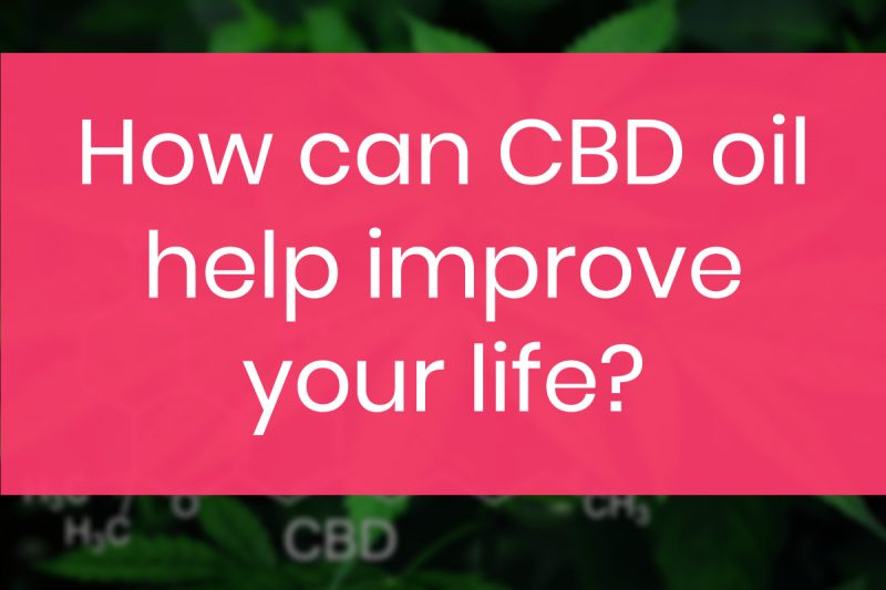 Wondering about the benefits of CBD oil? Read on to find out 5 ways it may help improve your life!