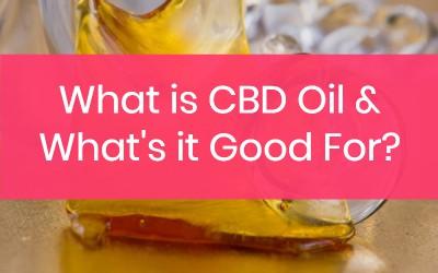 What is CBD: 5 Ways Diamond CBD Oils May Help Improve Your Life