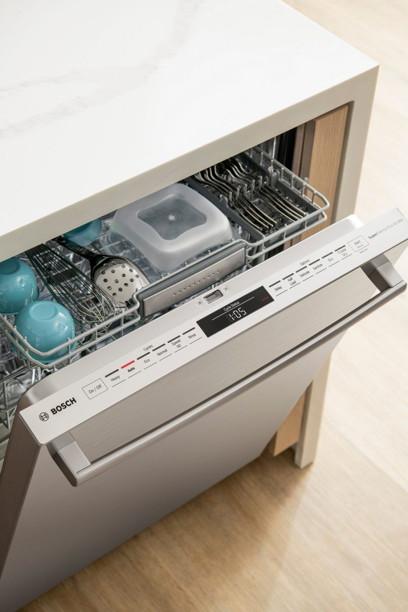 CRYSTALDRY b The Bosch 800 Series Dishwasher Will Make You Want to Dump Your Current Hunk o' Junk!