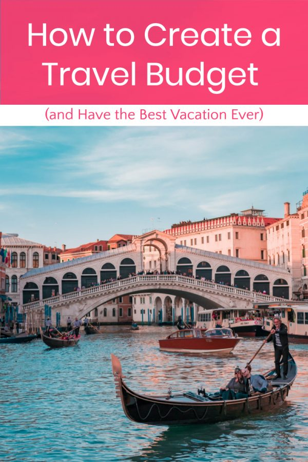 Trip planning (and budgeting) doesn't have to be daunting! Here are a few tips for creating a travel budget and saving you can have a stress-free time.
