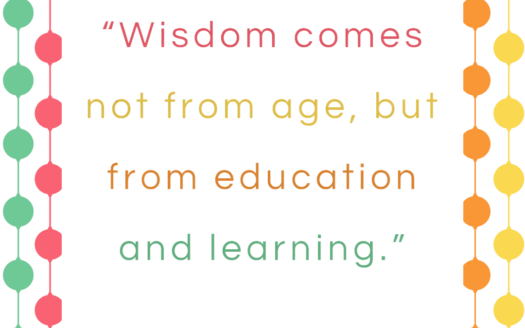 10 Inspirational Back to School Quotes to Inspire a Passion for Learning