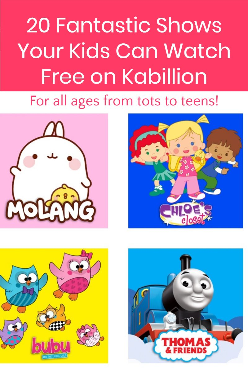 Kabillion offers a fantastic FREE family-friendly platform that's loaded with all the cool shows kids want to watch without the junk you don't want them seeing. Read on to learn more and find out where you can watch it!