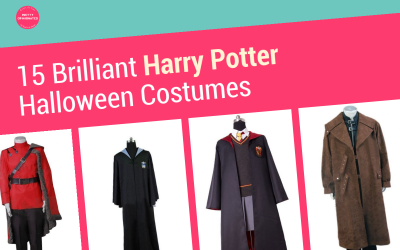 15 Harry Potter Halloween Costumes That Transform You From Muggle to Magical in an Instant