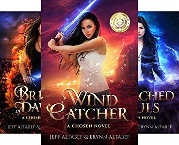 YA Fantasy Series Chosen by Jeff Altabef On Sale Now (+ Snag a Freebie!)