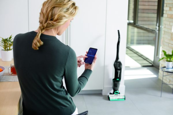 NEW! BISSELL CrossWave Cordless Max: Vacuums & washes your floors at the SAME time!