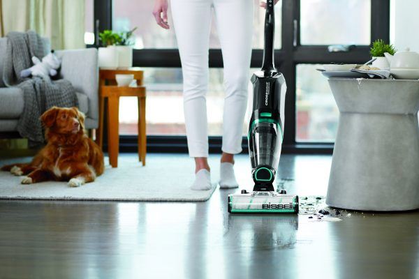 BISSELL CrossWave Cordless Max 4 Save Pets (and Your Floor!) with the BISSELL CrossWave Cordless Max