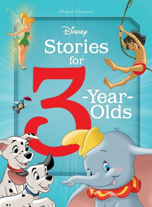 Disney Stories for 3 year olds 2019 Holiday Gift Guide for All Ages