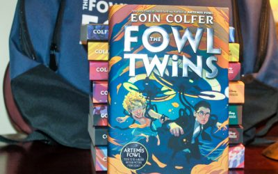 "Return to the Artemis Fowl Universe with ""The Fowl Twins"" by Eoin Colfer (+ Giveaway)"