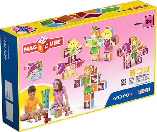 GEOMAG Magicube Princess 2019 Holiday Gift Guide for All Ages