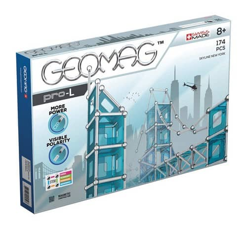 Geomag Pro L New York SKYLINE 2019 Holiday Gift Guide for All Ages