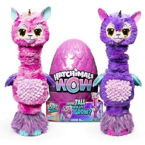 Hatchimals Wow Llalacorn 2019 Holiday Gift Guide for All Ages