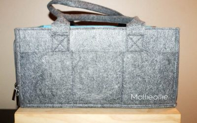 10 Things to Do with a Mollieollie Diaper Caddy (Besides Put Diapers In It!)