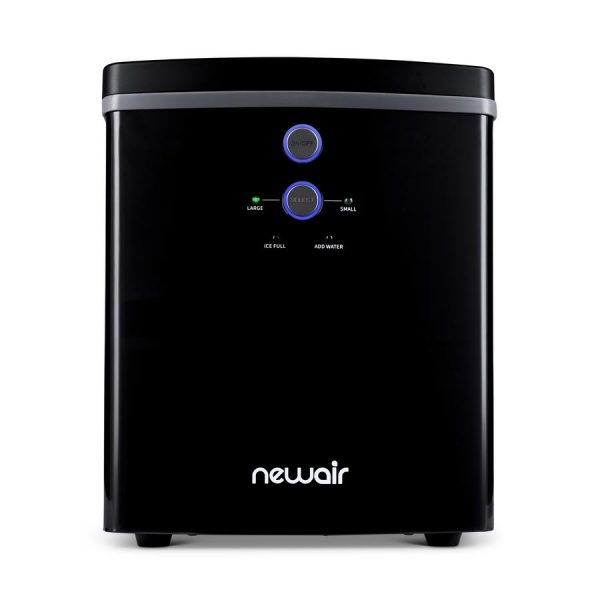NewAir Portable Countertop Ice Maker Review: A Whole Lot of Convenience in a Tiny Package