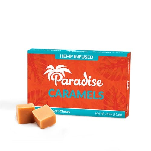 Paradise Caramel 4Pack CBD Transparent v2 SMALL 2 2019 Holiday Gift Guide for All Ages