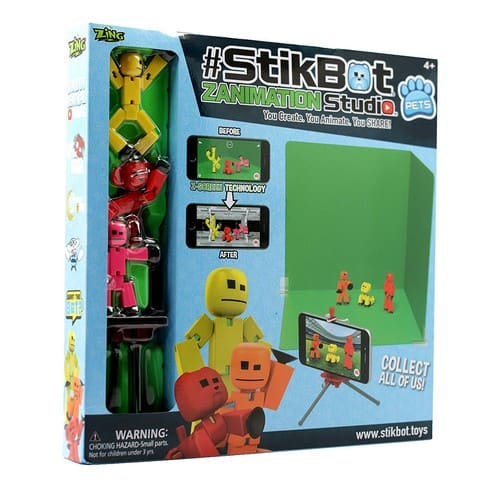 Stikbot 2019 Holiday Gift Guide for All Ages