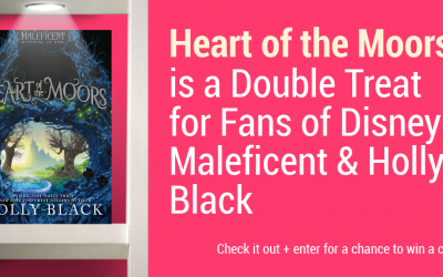 Heart of the Moors is a Double Treat for Fans of Disney's Maleficent & Holly Black (+ Giveaway)