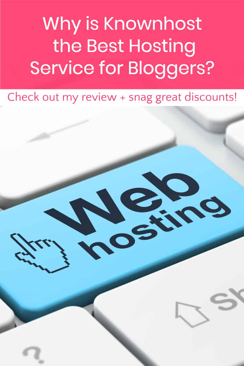 Check out my Knownhost review to find out what makes them the best of the best in web hosting, plus grab coupons for up to 50% off your plan!