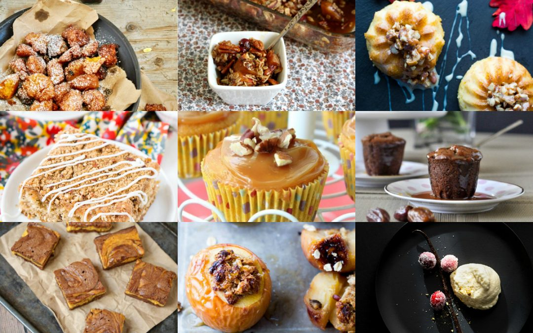25 Delicious Pie-Free Thanksgiving Desserts to Try This Year