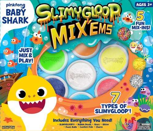 Baby Shark Ultimate SLIMYGLOOP 2019 Holiday Gift Guide for All Ages