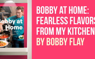 Learn to Cook Like Bobby Flay with Bobby at Home+ ($50 Visa Gift Card Giveaway)