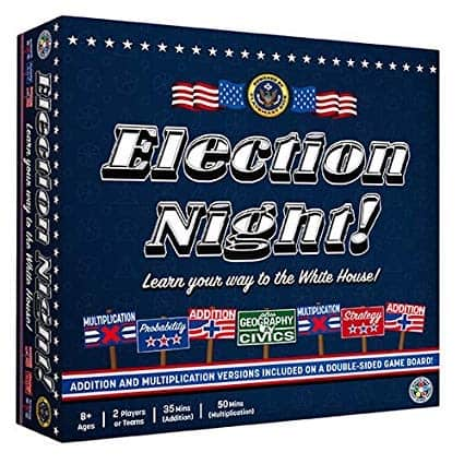 Election Night Game 2019 Holiday Gift Guide for All Ages