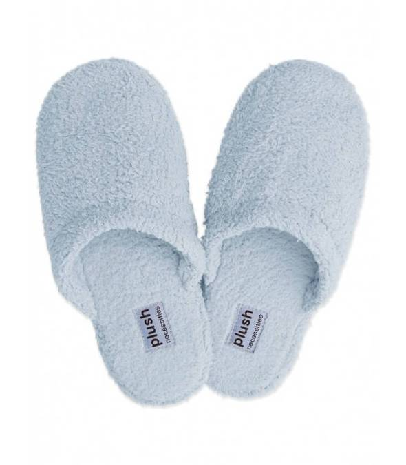 Plush Necessities Plush Slippers 2019 Holiday Gift Guide for All Ages