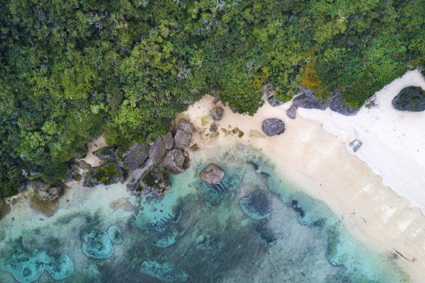 aerial example DJI Global Mavic Mini Drone: The Ultimate Gift for Techies