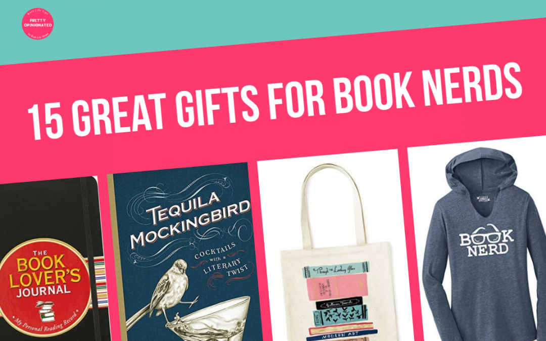 15 Outstanding Gifts for Book Lovers (That Aren't Just More Books)