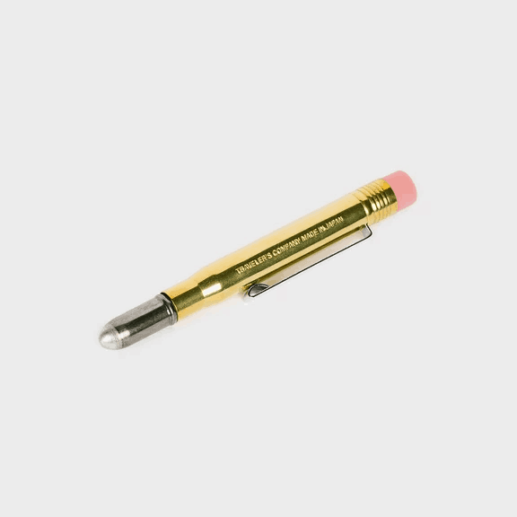 brass pencil 10 Unique Christmas Gifts for Men