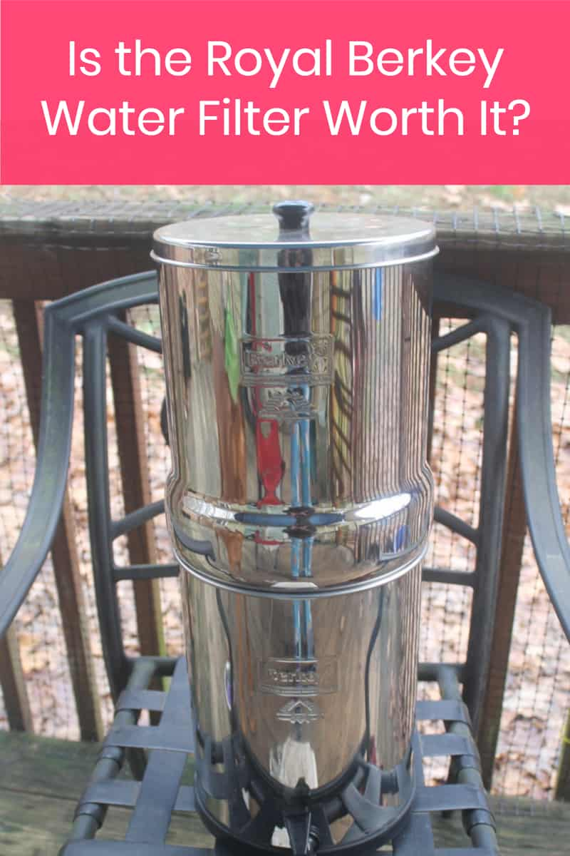If you're looking for a complete Royal Berkey Water Filter System review to help you decide whether it's worth the investment, let me help you out. We'll look at the full picture, from the features and pros to the cons.