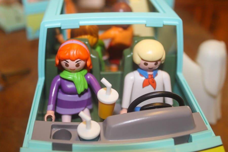 PLAYMOBILE Scooby Doo Mystery Machine 15 Jinkies! The PLAYMOBILE Scooby-Doo Mystery Machine is Totally Groovy!