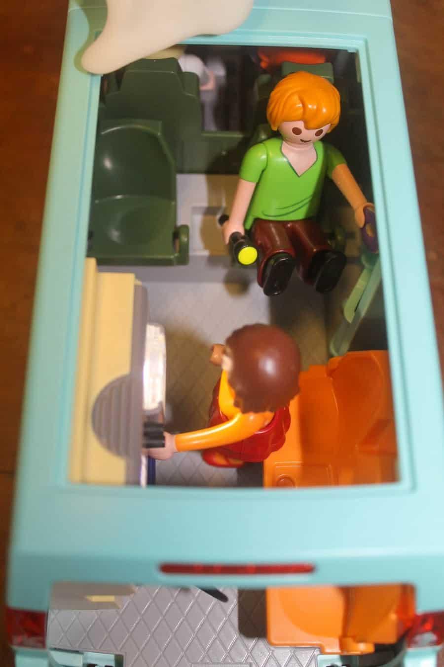 PLAYMOBILE Scooby Doo Mystery Machine 8 Jinkies! The PLAYMOBILE Scooby-Doo Mystery Machine is Totally Groovy!