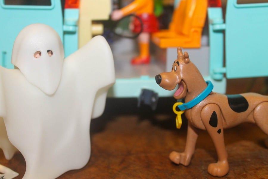 PLAYMOBILE Scooby-Doo Mystery Machine