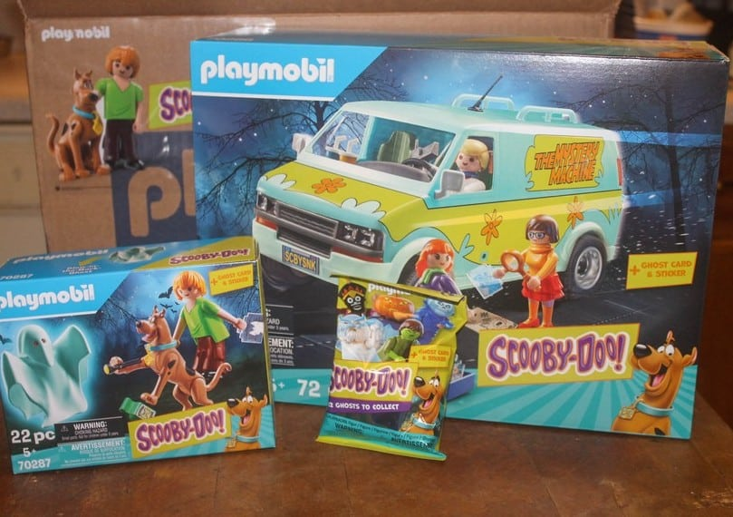 playmobile scooby doo mystery machine review