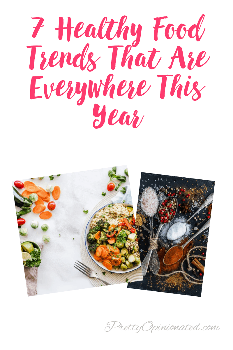 From sneaking more vegetables into their diets to finding alternatives to alcohol and meat, there are many health trends set to take 2020 by storm. Here are seven health and food trends you'll see everywhere this year.