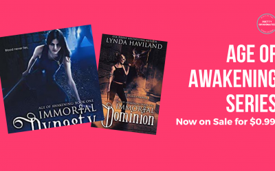 Age of Awakening Series on Sale for $0.99!
