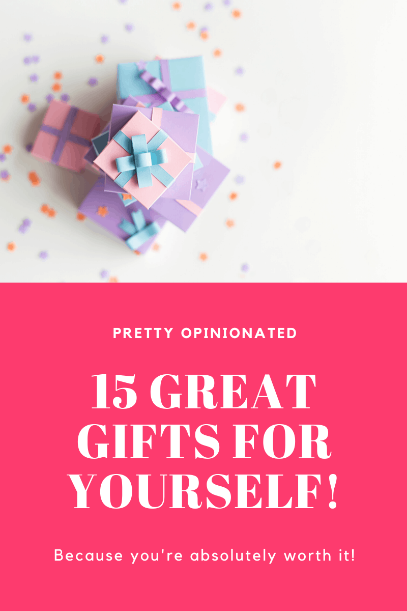 Hey you! Yes, you! Stop waiting around for someone else to pamper you! Treat yourself to one of these fantabulous goodies that make you feel as wonderful as you are!