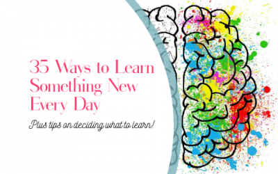 35 Ways to Learn Something New Every Day