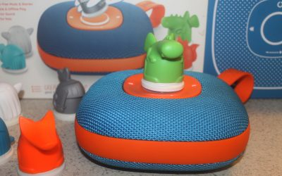 Throw a Dance Party in Your Living Room with the Jooki Kid's Music Player + Giveaway