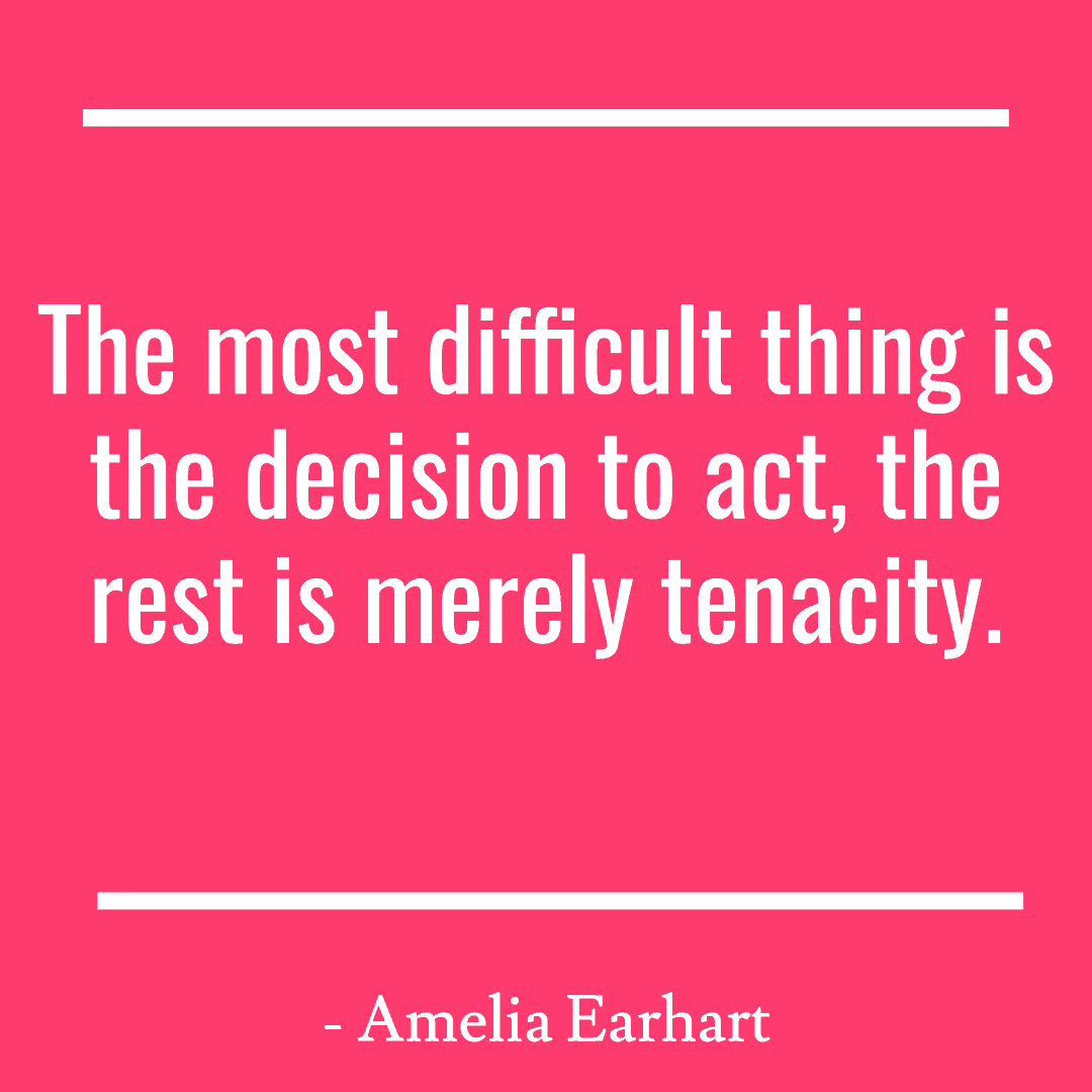 amelia earhart quote 25 Inspirational Quotes from Strong & Empowering Women Throughout History