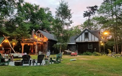Set up Your Yard for a Backyard Camping Adventure