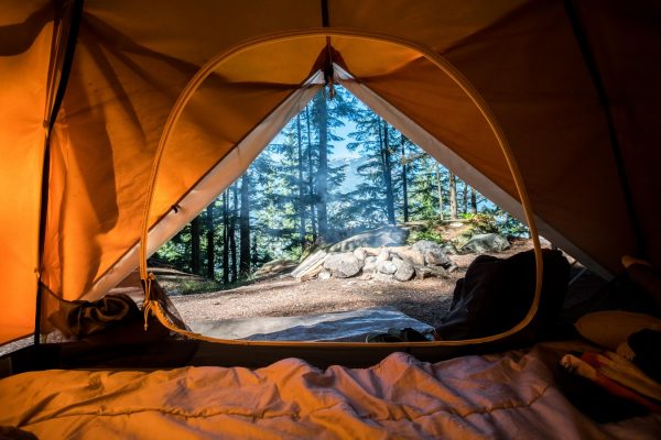 backyard camping tent Set up Your Yard for a Backyard Camping Adventure
