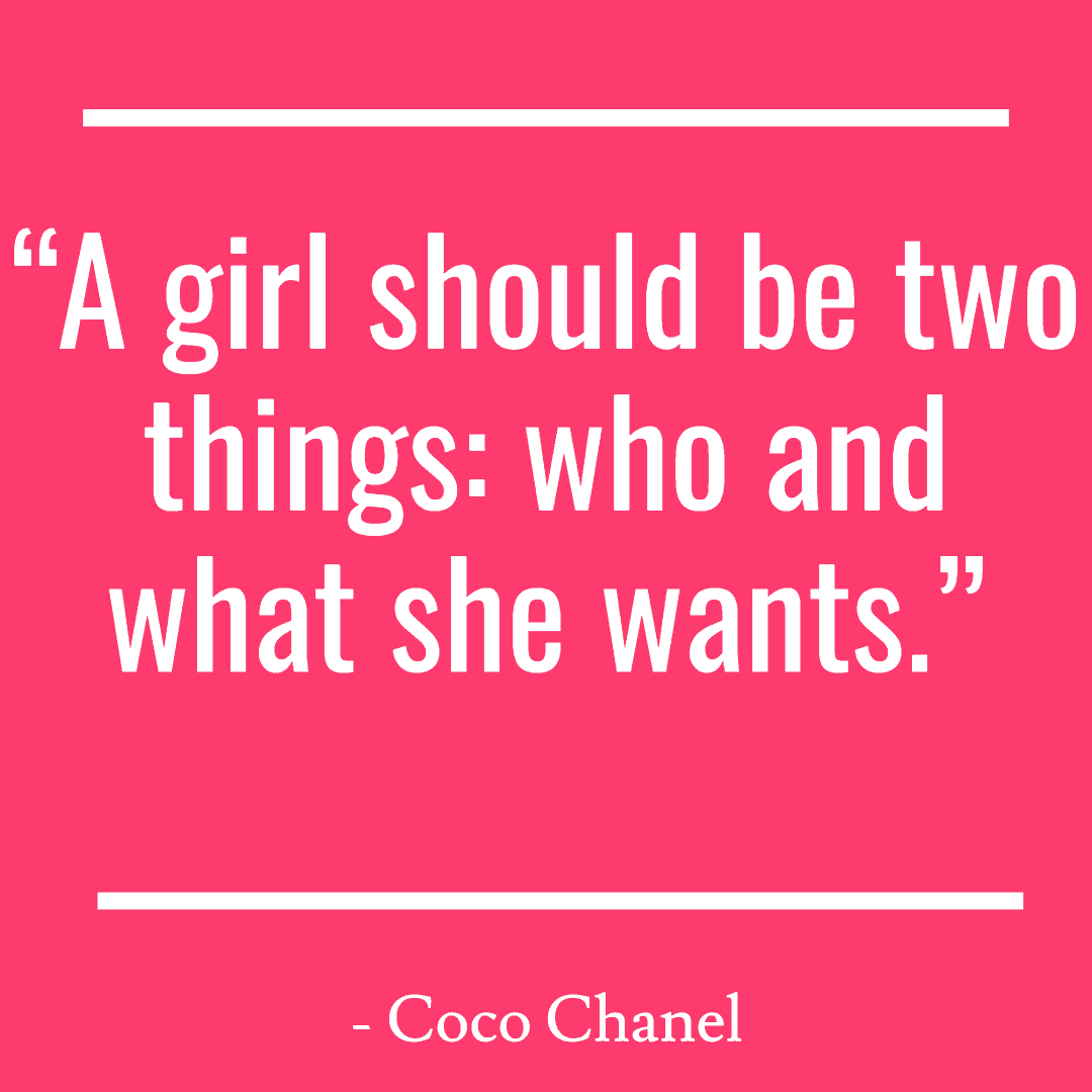 coco chanel quote 25 Inspirational Quotes from Strong & Empowering Women Throughout History