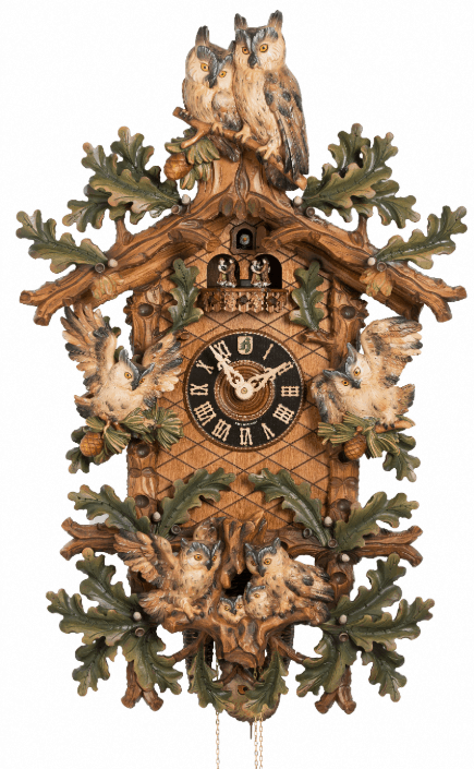 2019 cuckoo clock of the year Where to Find Authentic Black Forest Cuckoo Clocks