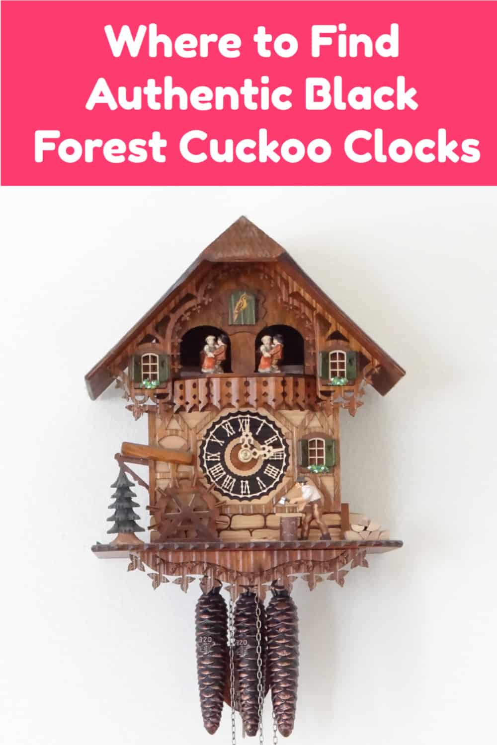 Black Forest Cuckoo Clock p Where to Find Authentic Black Forest Cuckoo Clocks
