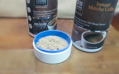 Is CBD Living Instant Coffee (Infused with CBD Oil) Worth Trying?