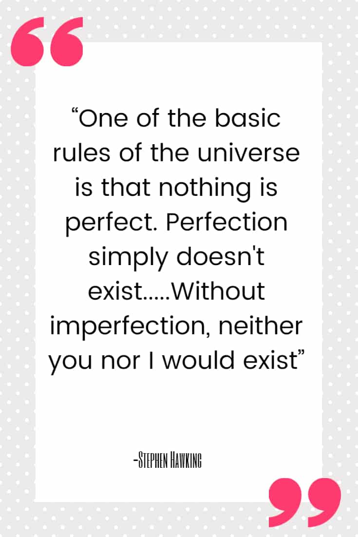 mistake quotes Stephen Hawking 25 Quotes About Mistakes That (Hopefully) Inspire You to Stop Judging Yourself so Harshly